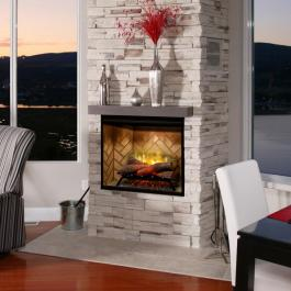 "Dimplex Revillusion 30"" firebox"